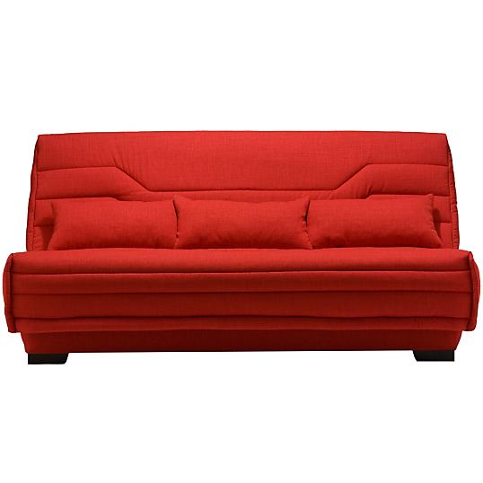 banquette clic clac grimaud matelas bultex 14 cm. Black Bedroom Furniture Sets. Home Design Ideas