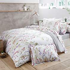 Housse de couette percale Herbier  TRADI...