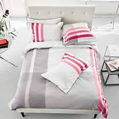 Parure de lit tissé teint Hudson  DESIGN...
