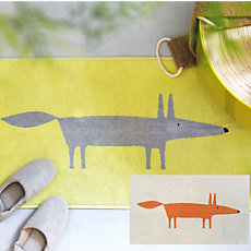 Tapis de bain Mr Fox SCION LIVIN...