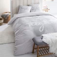 Parure de lit Natt