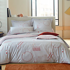 Drap housse percale Olympiades C...