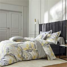 Drap housse satin Palm House SANDERSON, ...