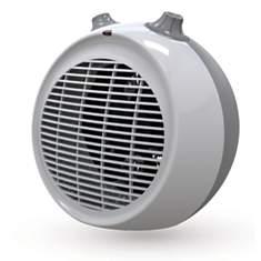 Radiateur soufflant compact et très  pui...