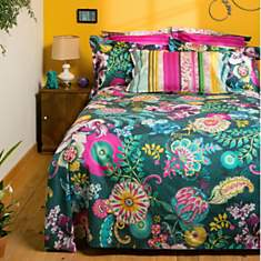 Taie percale Paisley Bloom DESIGUAL