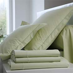 Taie Percale Easy BLANC DES VOSGES