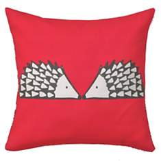 Coussin Spike SCION LIVING, fuchsia