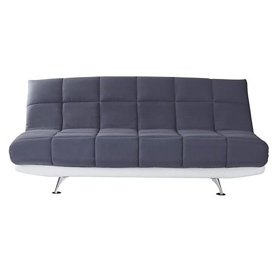banquette clic clac couchage quotidien stunning banquette clicclac dunlopillo noir x cm tokyo. Black Bedroom Furniture Sets. Home Design Ideas