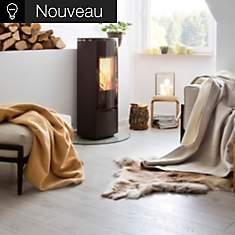 Couverture laine/coton Marceau CAMIF