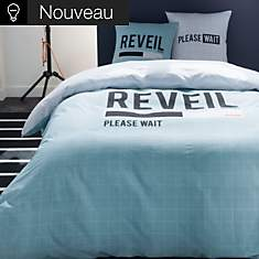 Parure de lit Reveil