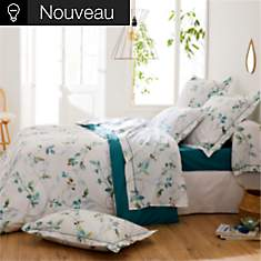 Housse de couette percale Flâner TRADILI...