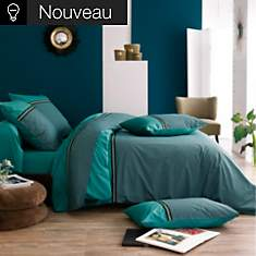 Housse de couette percale Gustav TRADILI...