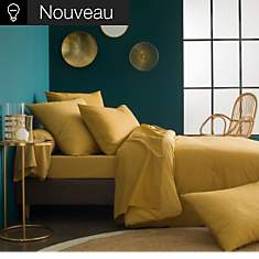 Draps Camille Curry  bambou