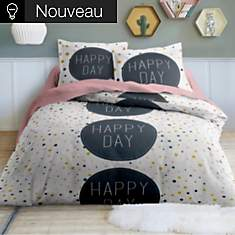 Parure de lit Happy Day