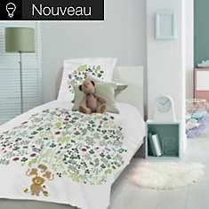 Parure de lit Herbe à Chats GARNIER THIE...
