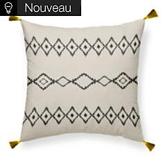 Coussin Pampilles
