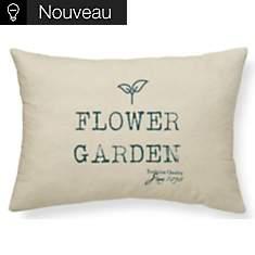 Coussin Flower Garden