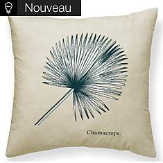 Coussin Feuillage