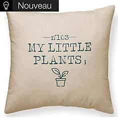 Coussin My Little Plants