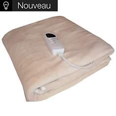 Couverture chauffante Câlin CHROMEX