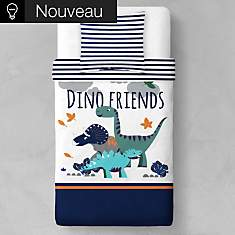 Parure de lit Dino Friends
