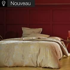 Parure de lit satin Daphnée BLANC DES  V...