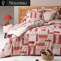 Parure de lit Megève JOUR DE PARIS