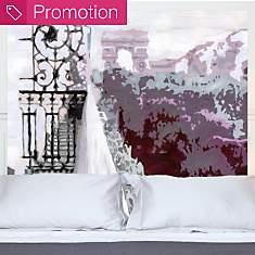Tête de lit Arc de Triomphe MADEMOISELLE...