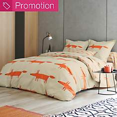 Drap percale Mr Fox SCION LIVING