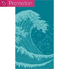 Drap de plage Nami Turquoise