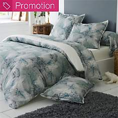 Parure de lit percale Tropical  TRADILIN...