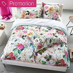 Taie percale Palissy DESIGNERS GUILD