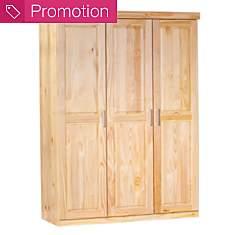 Armoire 3 portes Idaline