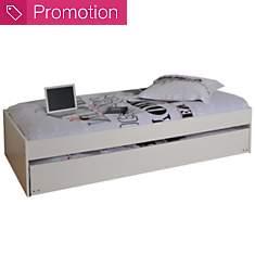 Lit avec tiroir-lit Wemba