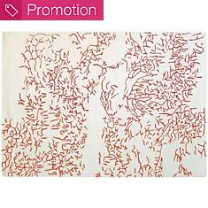 Tapis Nature TOULEMONDE BOCHART, Corail
