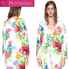 Peignoir Psychotropical DESIGUAL