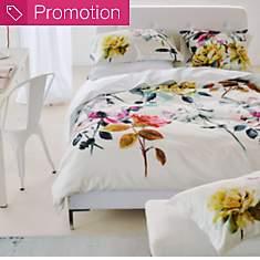 Parure de lit satin Couture DESIGNERS  G...