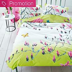 Taie percale Madame Butterfly DESIGNERS ...