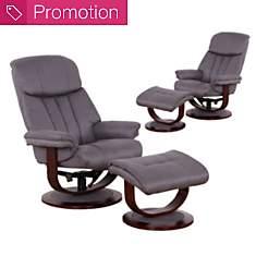 Lot de 2 fauteuils de relaxation Cocoon