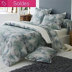 Drap housse percale Tropical TRADILINGE