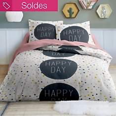 Parure de lit Happy Day
