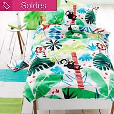 Housse de couette Jungle Playtime  DESIG...