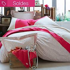 Taie percale Laurette ESSIX HOME
