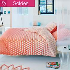 Taie satin Mina Coral ESPRIT HOME