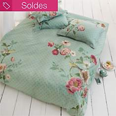 Drap housse percale Pip Poppy PIP STUDIO