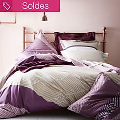 Drap housse percale Zahara ESSIX HOME