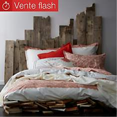 Taie percale Récital ESSIX HOME
