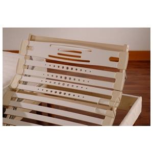 Sommier de relaxation électrique, 14 cm  2 x 80 x 200 cm