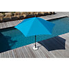 Parasol inclinable carré Push 300 OCEO