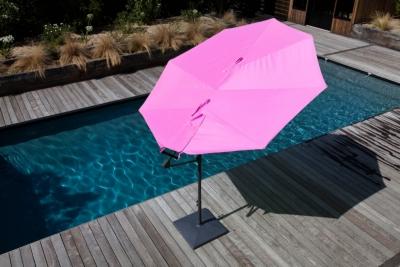 Parasol déporté inclinable Sun P...